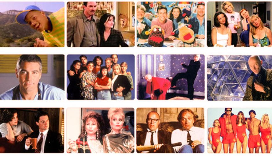 Các sitcoms nổi tiếng