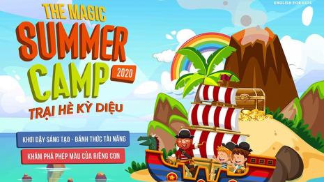 GLN Summer Camp 2020 chính thức khởi động