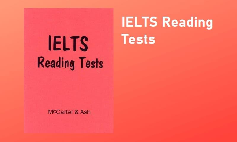 IELTS Reading Tests By Sam McCarter & Judith Ash (Ebook)