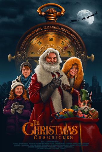 phim giang sinh - christmas chronicles