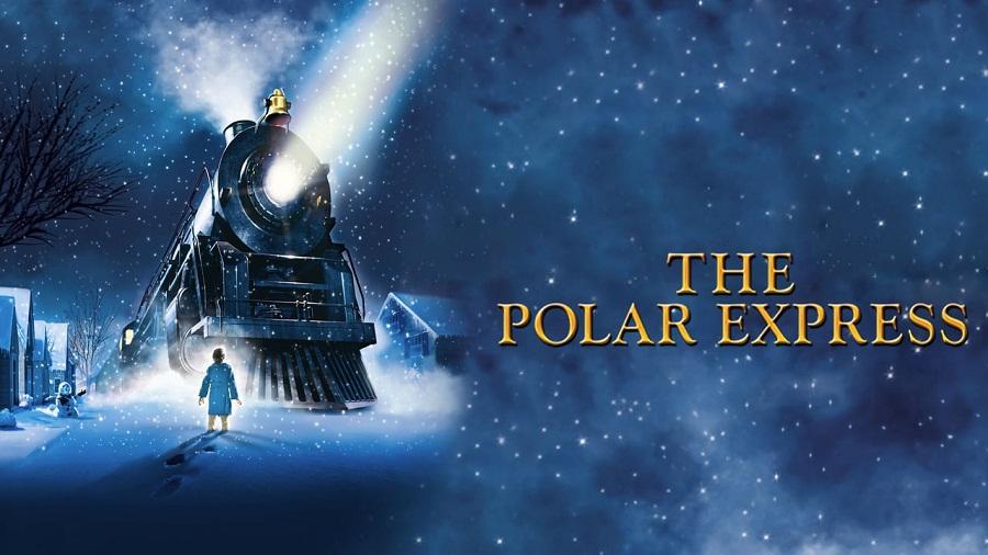 phim giang sinh - the polar express